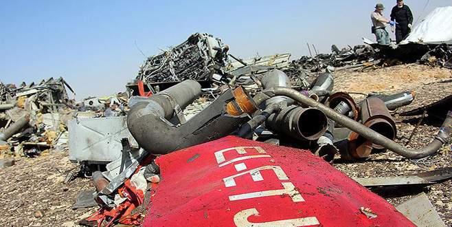 Düşen Rus uçağıyla ilgili 'bomba' açıklama
