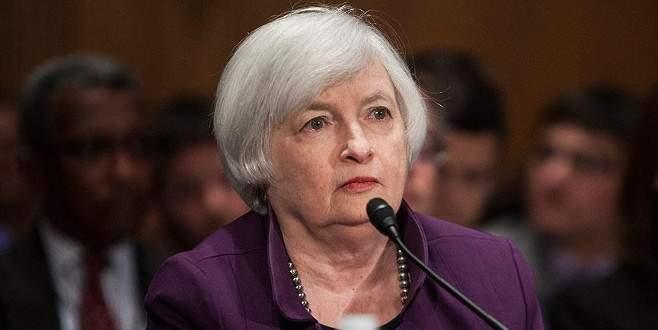 Yellen, Fed'in faiz artırım beklentilerini artırdı