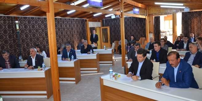 İznik'te uluslararası meclis toplantısı