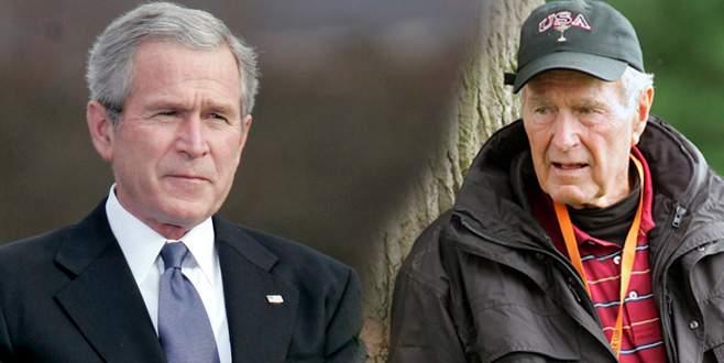 Baba Bush eleştirdi, oğul Bush savundu