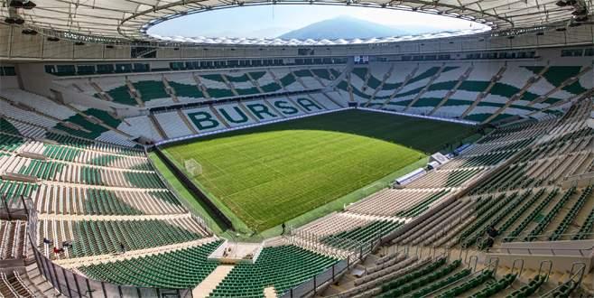 Timsah Arena Green Cup'la açılıyor