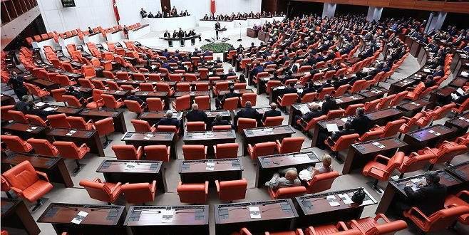 Meclis'te oturma düzeni nasıl olacak?