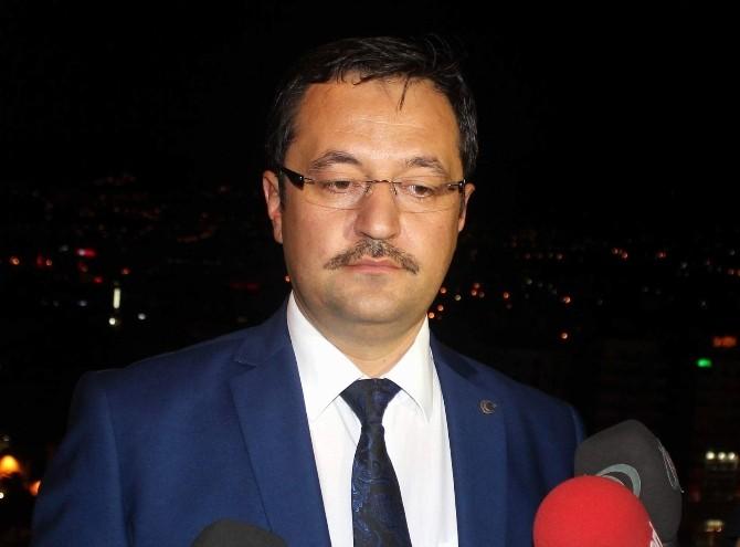 Yeşilay Cemiyeti Kayseri Şube Başkanı Mehmet Adıgüzel: