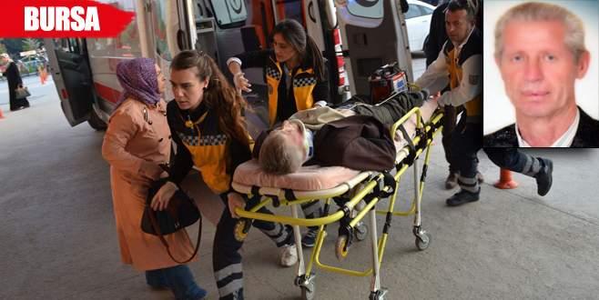 Kamyonetin çarptığı yaşlı adam hayatını kaybetti