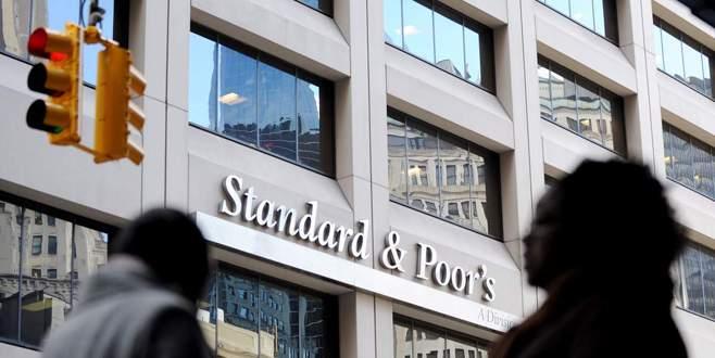 S&P Türkiye'nin notuna dokunmadı