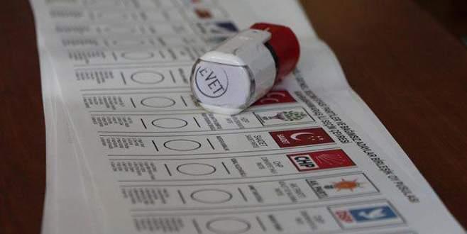 İşte oyların tekrar sayılacağı il!
