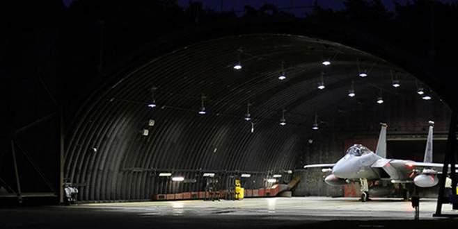 ABD, İncirlik'e 6 adet F-15C savaş uçağı gönderdi