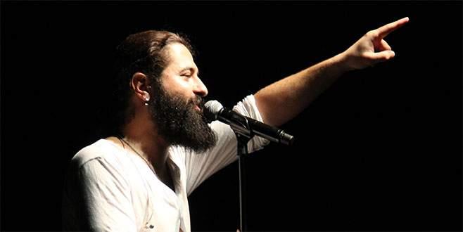 'Sesi Gülen Adam' Bursa'da