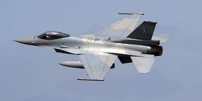 4 Yunan jeti Türk hava sahasını ihlal etti