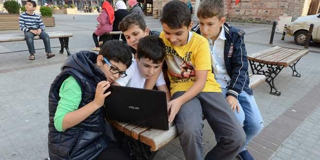 Yıldırımlılara belediyeden ücretsiz internet hizmeti