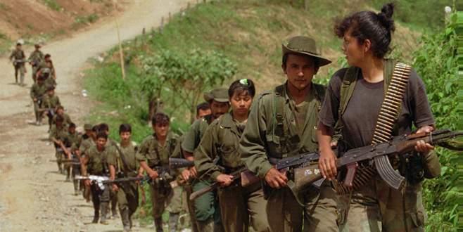 FARC'dan süreci için parlamento şartı