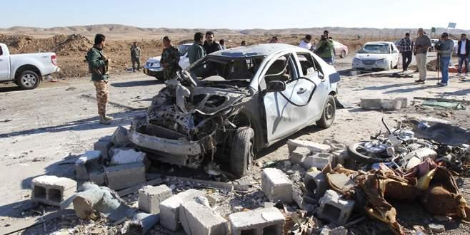 Bağdat'ta eş zamanlı saldırılar