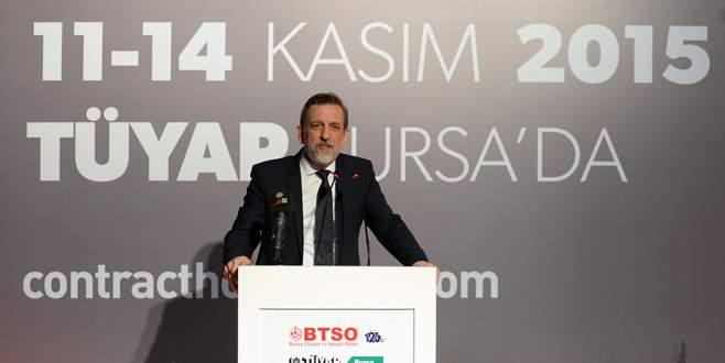 Bursa'da bir ilk 'COHO Fuarı'
