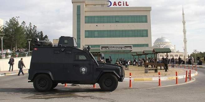 PKK şehrin ortasında roketle saldırdı