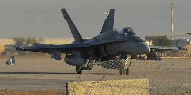 'Geri gönderdiğimiz uçaklar Kürtlere silah taşıyordu'