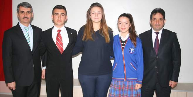 Yenişehir öğrenci temsilcisini seçti