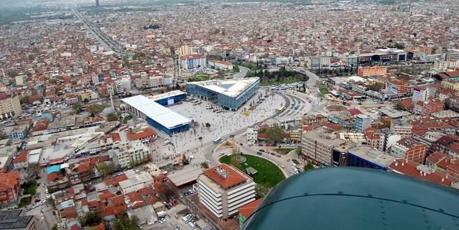 Osmangazi'nin bütçesi 430 milyon lira