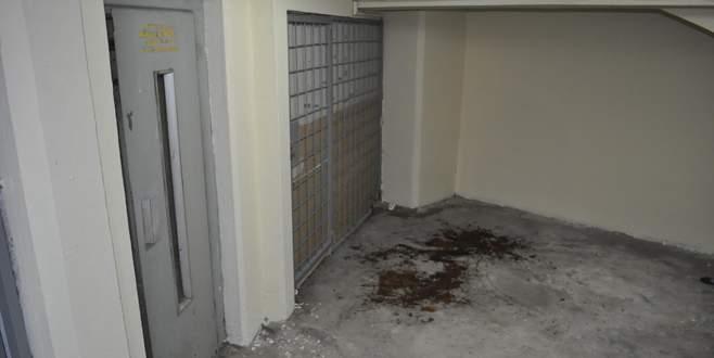 10 yıldır kullanılmayan asansörde ceset!