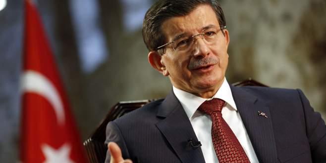 Davutoğlu'dan kara operasyonu açıklaması