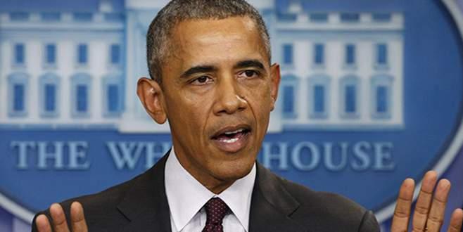 ABD Başkanı Obama'dan Davutoğlu'na telefon
