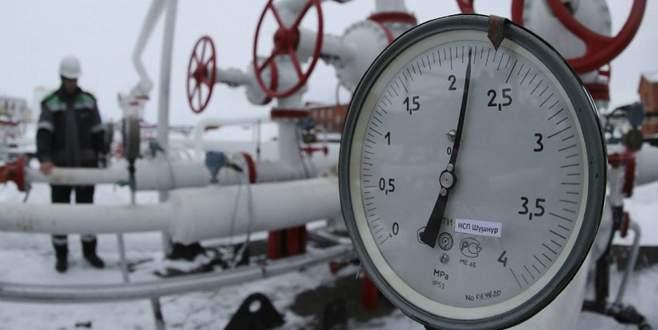 Ukrayna'nın dört günlük gazı kaldı
