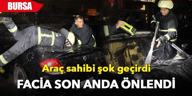 Bursa'da facia son anda önlendi