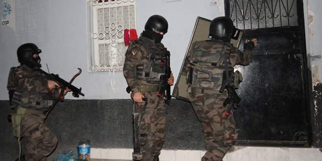 Adana merkezli 3 ilde 'zehir' operasyonu