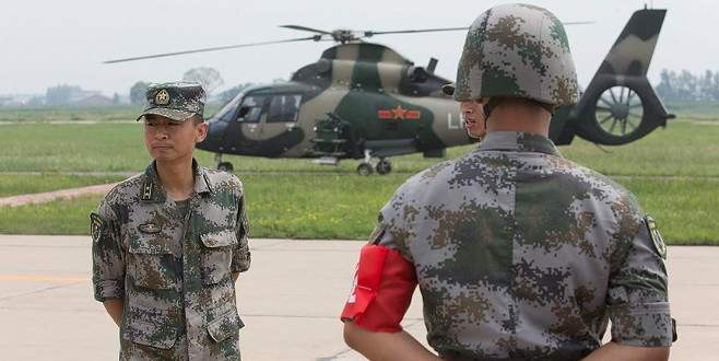 Çin ile Cibuti arasında askeri işbirliği
