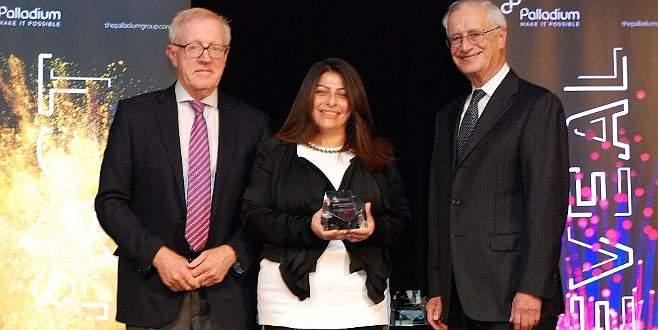 Bursagaz'a en prestijli ödül