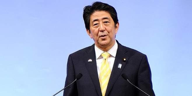 Japonya Başbakanı Abe Türkiye'ye geliyor