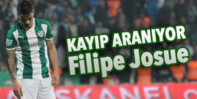 Kayıp aranıyor Filipe Josue