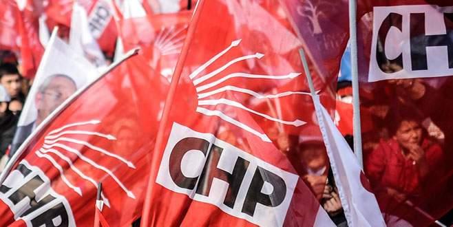 CHP MYK'da istifa