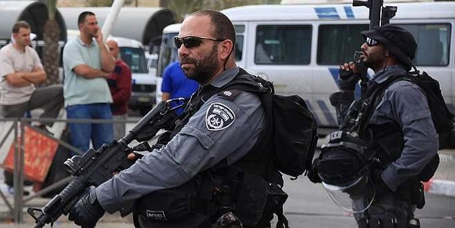 İsrail polisi hastane bastı, bir Filistinliyi öldürdü
