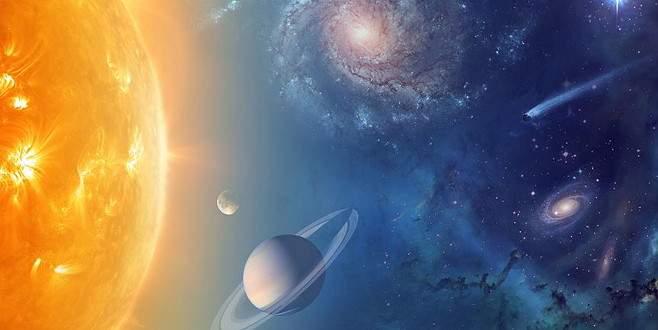 Güneş sisteminde yeni keşif!