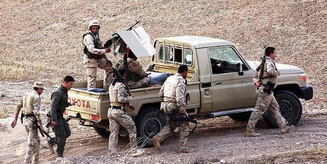 Peşmerge ile Şii milisler 'yanlışlıkla' çatıştı: 3 ölü