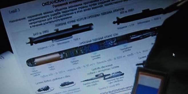 Rusya'nın gizli denizaltısı