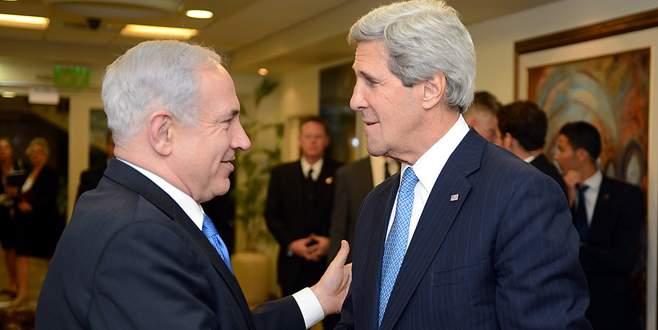 John Kerry: İsrail'in hayallerinin yanındayız