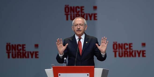 77 il başkanından Kılıçdaroğlu'na destek