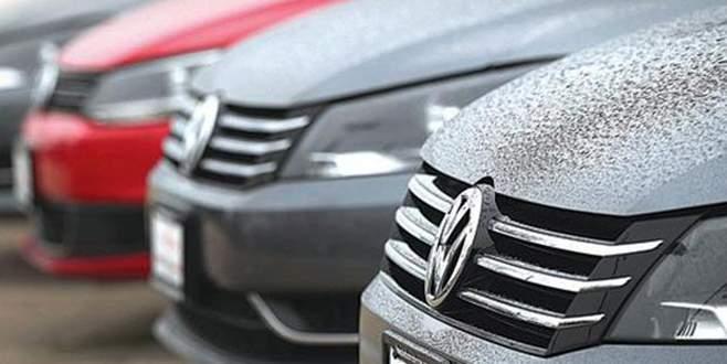 Volkswagen'e ilk para cezası geldi