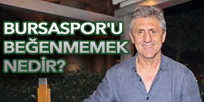 Bursaspor'u beğenmemek nedir?