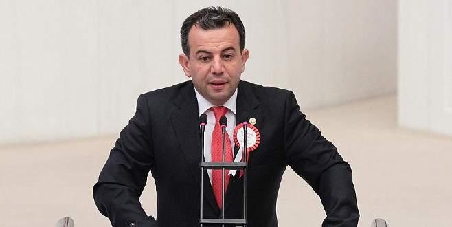 CHP'li Özçelik'in yerine Tanju Özcan getirildi