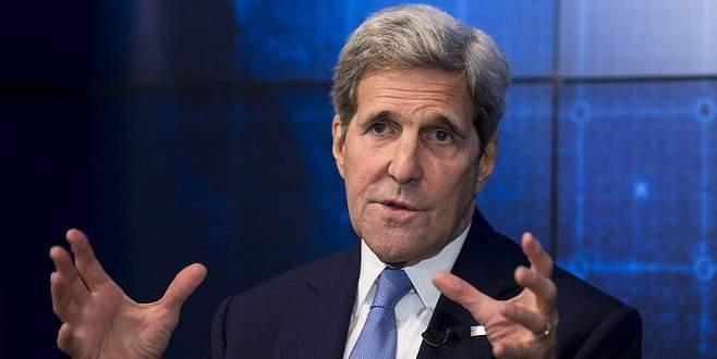 Kerry: Bir planımız var