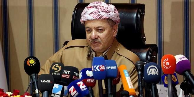Barzani Şengal'in kurtarıldığını ilan etti
