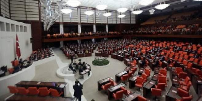 Meclis'te oturma düzeni sil baştan