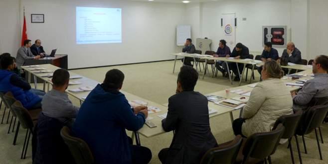 KTSO'da Kobi Proje Destek Programı