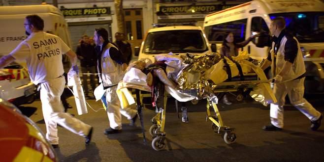 Paris'teki saldırganlardan biri…