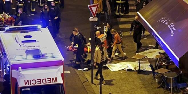Saldırganlardan biri Fransa'ya Yunanistan üzerinden geçmiş