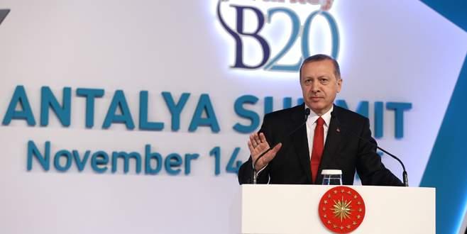 Erdoğan'dan işverenlere çağrı