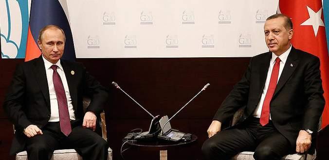 Erdoğan-Putin görüşmesinde neler konuşuldu?