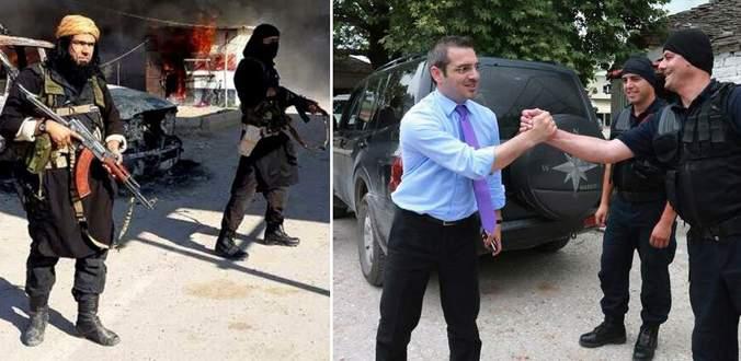 IŞİD'den Arnavutluk'a tehdit